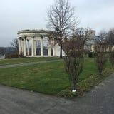 Untermeyer-Gärten Lizenzfreie Stockfotos