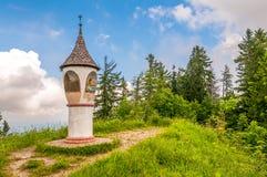 Unternberg Summit Stock Image