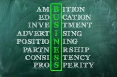 Unternehmen Lizenzfreies Stockfoto