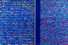 IT-Unternehmen Admin-Zugang zur Datenquelle Lizenzfreies Stockfoto