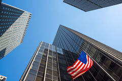 Unternehmens-Amerika Stockbild