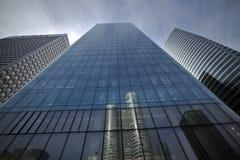 Unternehmens-Headquarters-Aufbauen Lizenzfreie Stockbilder