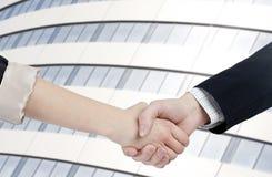 Unternehmensabkommen Stockbilder