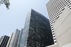 Unternehmensarchitektur in Rio de Janeiro Lizenzfreies Stockfoto