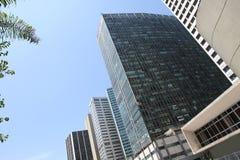 Unternehmensarchitektur in Rio de Janeiro Stockfotografie