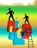 Unternehmensführung Lizenzfreie Stockbilder