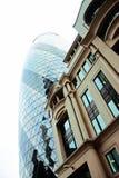 Unternehmensgebäude Lizenzfreies Stockbild
