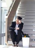Unternehmensgesundschrumpfung Lizenzfreies Stockfoto
