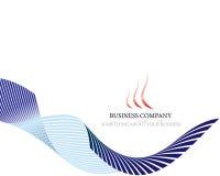 Unternehmenshintergrund lizenzfreie abbildung