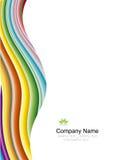 Unternehmenshintergrund - Vektor vektor abbildung
