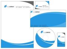 Unternehmensidentitä5 Lizenzfreies Stockfoto