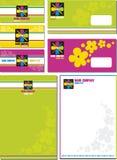 Unternehmensidentitä5 Lizenzfreie Stockbilder