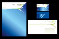 Unternehmensidentitä5 lizenzfreie stockfotos
