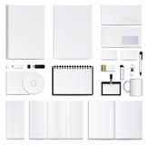 Unternehmensidentitä5sdarstellung Stockbilder