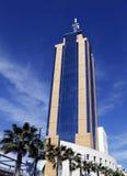 Unternehmenskontrollturm Stockbild