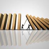 Unternehmenslösung Lizenzfreie Stockfotos