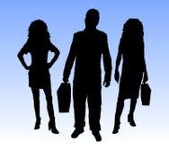 Unternehmensleistung Lizenzfreie Stockbilder