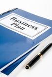 Unternehmensplan Lizenzfreie Stockfotos