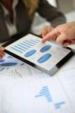 Unternehmensplan Lizenzfreie Stockfotografie