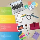 Unternehmensplan und kreatives Team Lizenzfreies Stockbild