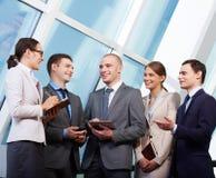 Unternehmensplanung Stockbild