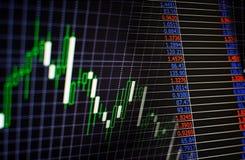 Unternehmensplanung und Strategie Stockfoto