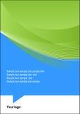 Unternehmensschablonenauslegung vektor abbildung
