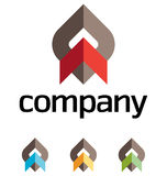 Unternehmenssymbolelement Lizenzfreies Stockfoto