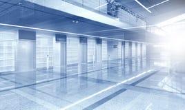 Unternehmensvorhalle stockfotografie