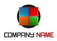 Unternehmenszeichen Lizenzfreies Stockbild
