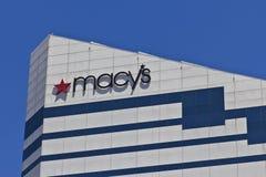 Unternehmenszentrale Macy's III stockbild