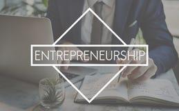 Unternehmergeist-Wertpapiergeschäft-Startrisikomanagement-Betrug lizenzfreies stockbild