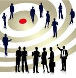Unternehmerlernziele Lizenzfreie Stockbilder