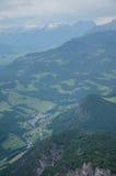 Untersberg山,萨尔茨堡,奥地利 库存照片