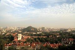 Unterschätztes townï ¼  Qingdao Stockfoto