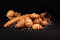 Unterschiedliche Art des Brotes Stockfoto