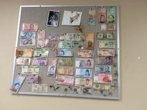 Unterschiedliches Bargeld Stockbild