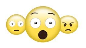Unterschiedliches Emoji stock video