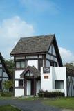 Unterschiedliches Landhaus Lizenzfreie Stockfotografie