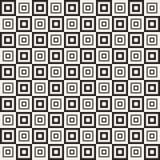 Unterschiedliches nahtloses Muster der Universalität Stockbilder