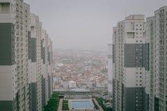 Unterschiedliches und kontrastierendes Istanbul Lizenzfreie Stockfotografie
