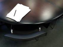 Unterschriftendokumente lizenzfreie stockbilder