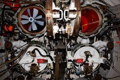 Unterseeboot, Oberon Class, 1968 Lizenzfreie Stockfotos
