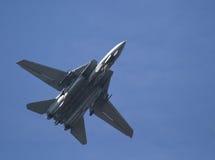 Unterseite von Tomcat F-14 Stockbild