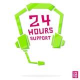 Unterstützung 24 Stockfotos