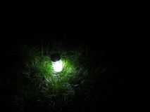 Untertagelampe Stockfotos