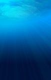 Unterwasser Lizenzfreies Stockfoto