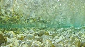 Unterwasser Stockfotografie