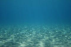 Unterwasserhintergrund Lizenzfreies Stockbild