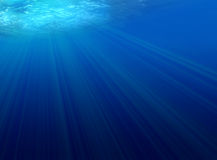 Unterwasserleuchte Stockfotos